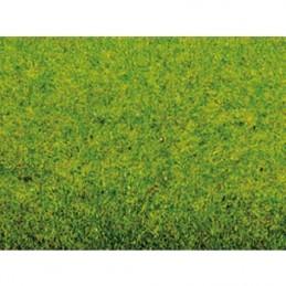 N00010 Feutrine herbe vert printemps 200cm x 100cm