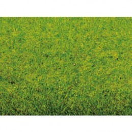 N00020 Feutrine herbe vert printemps 300cm x 100cm