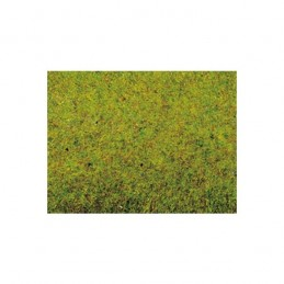 N00280 Feutrine herbe vert été 120cm x 60cm