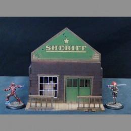 Le bureau du sheriff