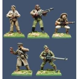 PHP07 Général Cappy Boyd et ses mercenaires