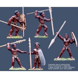 Guerriers mélanésiens II