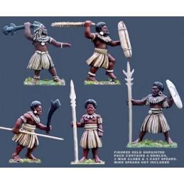 PSS13 Guerriers mélanésiens III