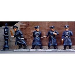 PGJ6 Policiers