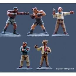 PGJ10 Combat de boxe