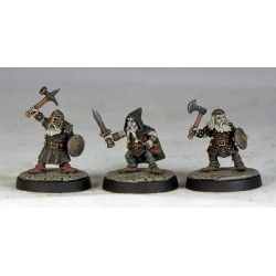 Guerriers Duergar