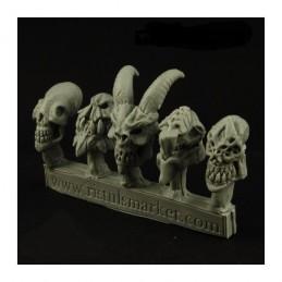 Cranes de monstres