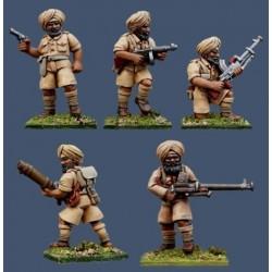 PBT06 Les Sikhs armes spéciales