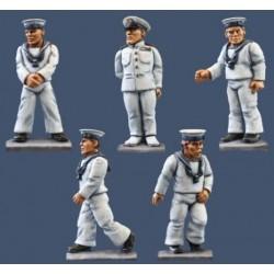 PBT16 Marins et officier
