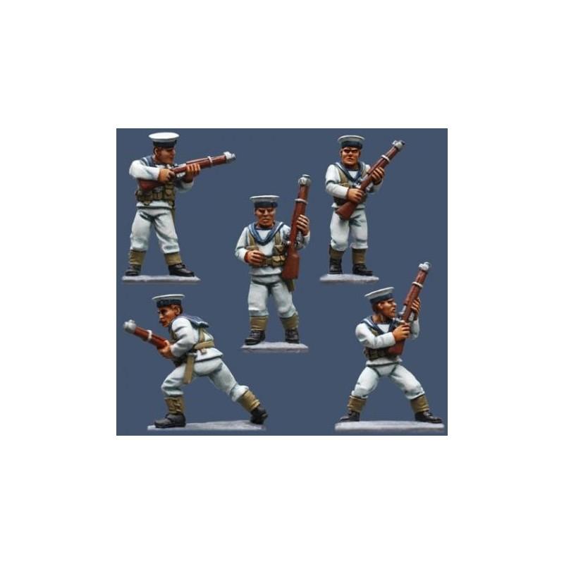 PBT17 Marins en tenue de combat