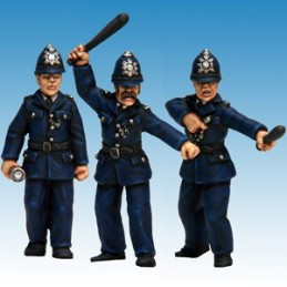 "Policiers ""Bobbies"""