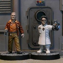 Docteur Mao et le mannequin