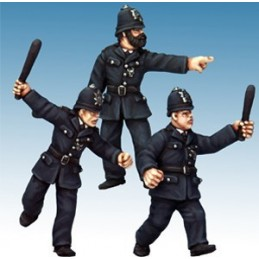 "Policiers ""Bobbies"" II"