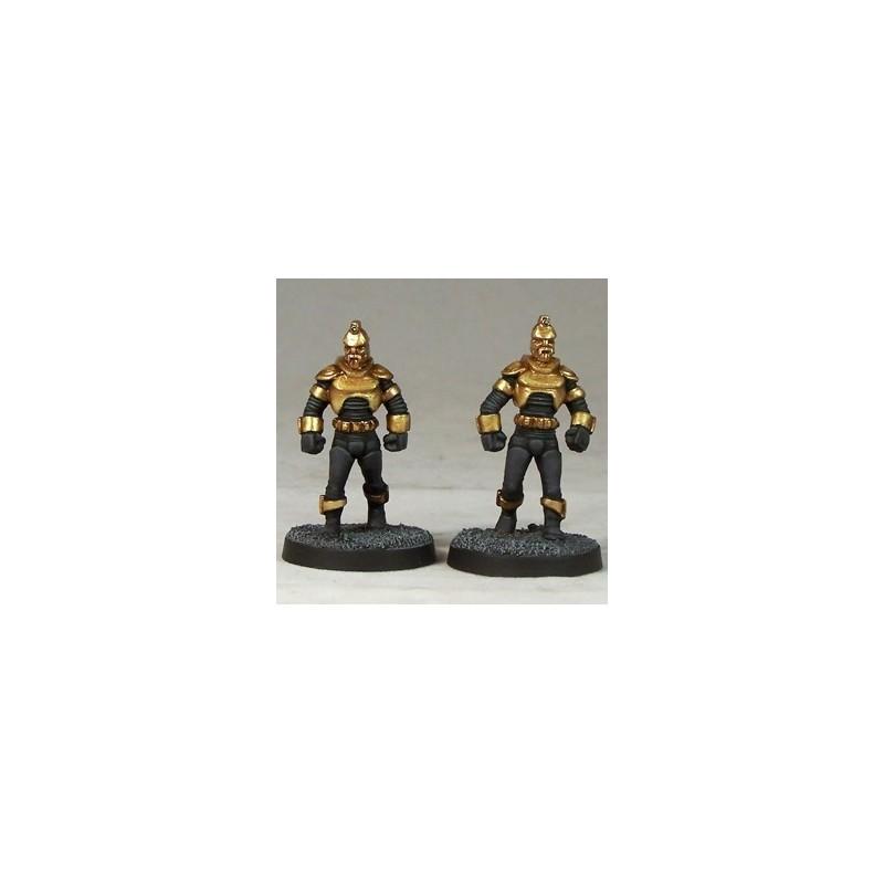 Argonauts Mk2 non-armés