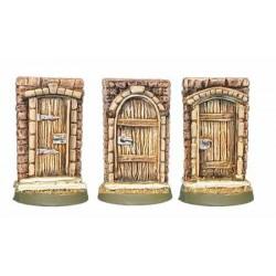 Portes de donjon