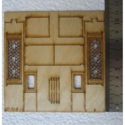 DC-1U-B (2 pièces) Fenêtre/porte