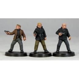Agents du KGB I