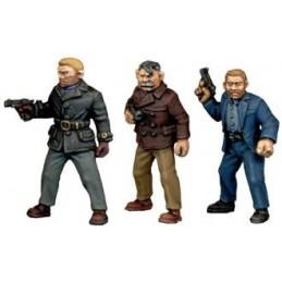 Agents du KGB II