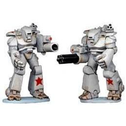 Armures de combat