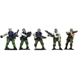 Zombies soldats
