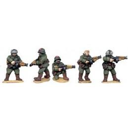 Troupes néo-soviétiques