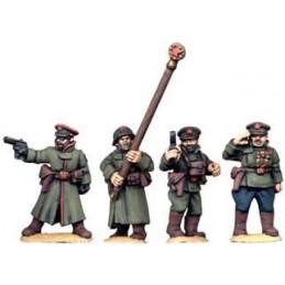 Officiers néo-soviétiques