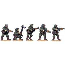Troupes néo-soviétiques II