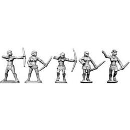 Femmes archers Ngoni