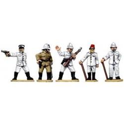 Officiers allemands