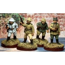 Officiers turcs