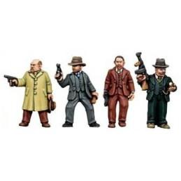 Les inspecteurs