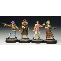 Femmes armées