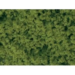 76658 Flocage fin vert clair 400ml