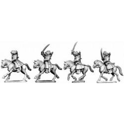 Cavaliers mongols chahars