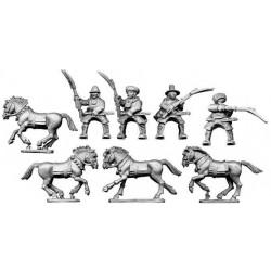 Cavaliers tibétains
