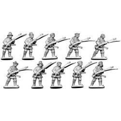 Tibétains armés