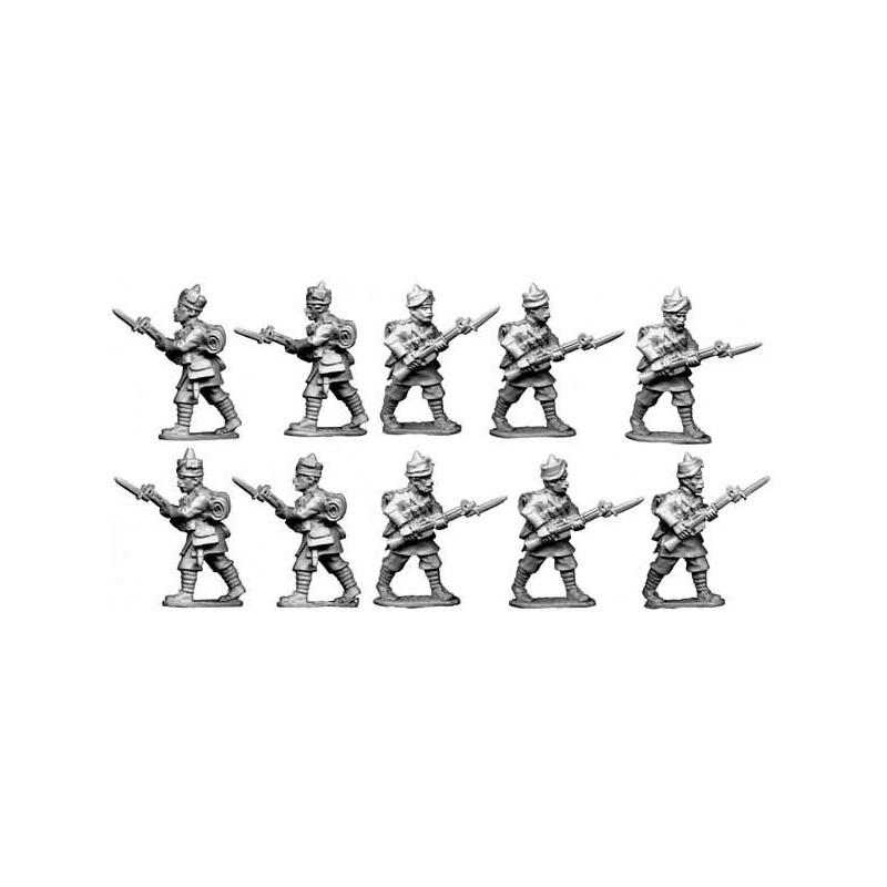 Infanterie musulmane