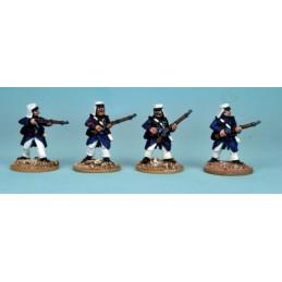 MOD010 Légionnaires en manteau