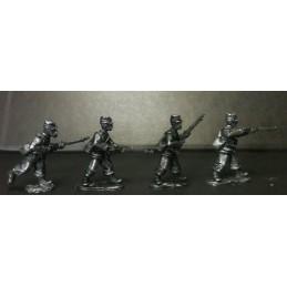 MOD031 Troupes coloniales/Légion sans couvre képi