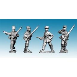MOD033 Commandement Troupes coloniales/Légion en képi