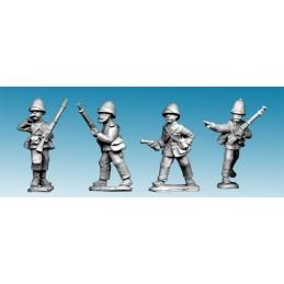 MOD034 Commandement Troupes coloniales/Légion en casque