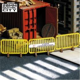 10 barrières de sécurité (A)