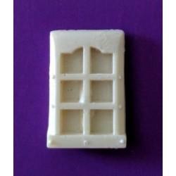 Petite fenêtre (2 x 1,3cm)