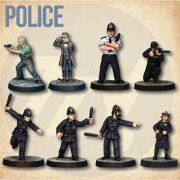 """Starter """"Police"""""""