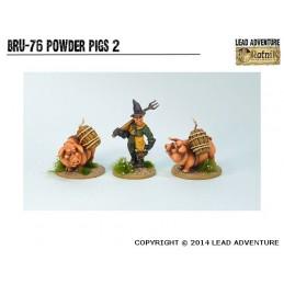 BRU-76 Cochons explosifs