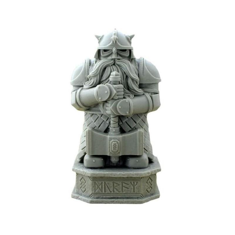 Statue naine
