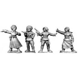 Officiers bolcheviques