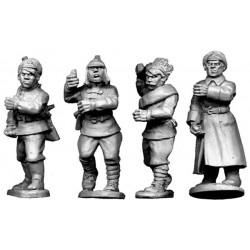 étandards bolcheviques