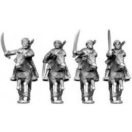 Cavalerie bolchevique