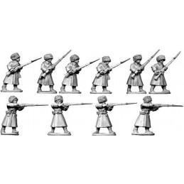 Infanterie sibérienne